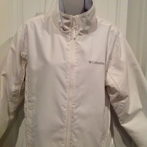 White Columbia Jacket